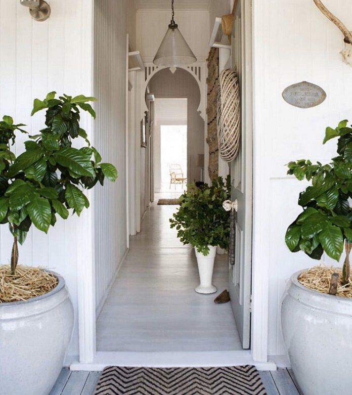 Nhà có cửa chính thông thẳng ra cửa sau dễ phạm phải hướng nhà tuyệt mệnh.