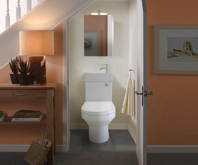 Thiết kế cầu thang kết hợp nhà vệ sinh theo kích thước tiêu chuẩn sẽ đem lại nhiều lợi ích tốt đẹp cho gia đình