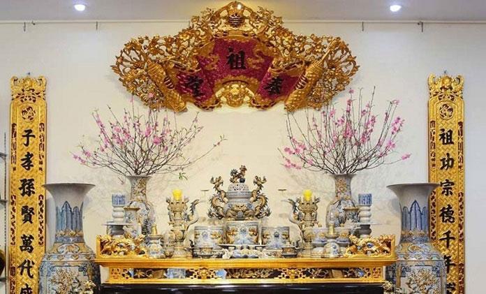 Chỉ sau khi tiến hành thủ tục bốc bát đúng cách thì bát hương mới được chứng giám là vật thờ phụng trong nhà.