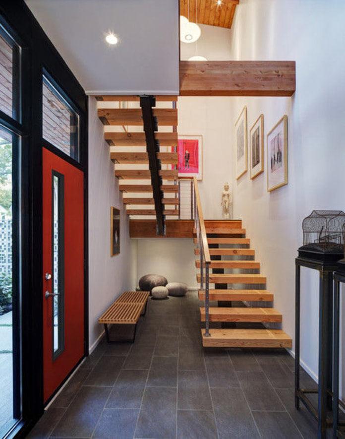 Thiết kế cầu thang cho nhà nhỏ cần lưu tâm nhiều vấn đề