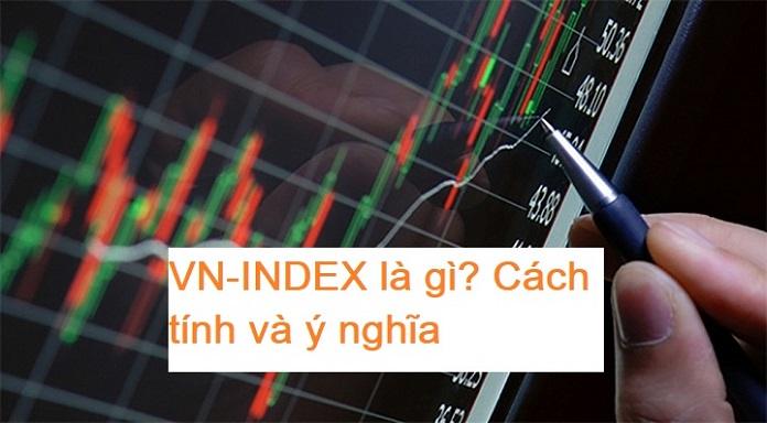 Cách tính chỉ số vn index